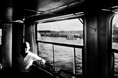 Gilles roudière trova voyage à Cuba photo noir et blanc