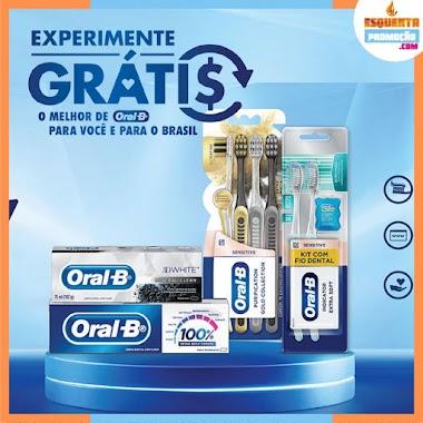 Experimente Grátis Oral-B