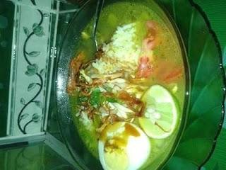 Resep Soto Ayam Jawa Timur