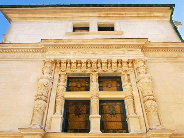 Casa de las Tres Niñeras de Narbona