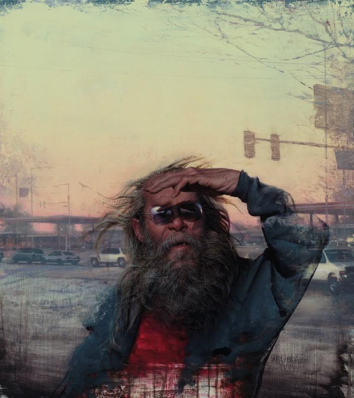 Осязаемые, но сюрреалистические видения. Daniel Sprick
