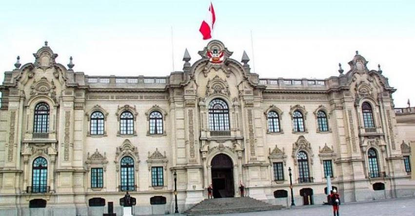 PALACIO DE GOBIERNO: Monumento arquitectónico pasará a ser la sede del Ministerio de las Culturas, anunció el Presidente Pedro Castillo