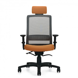 Global Spritz Chair with Headrest