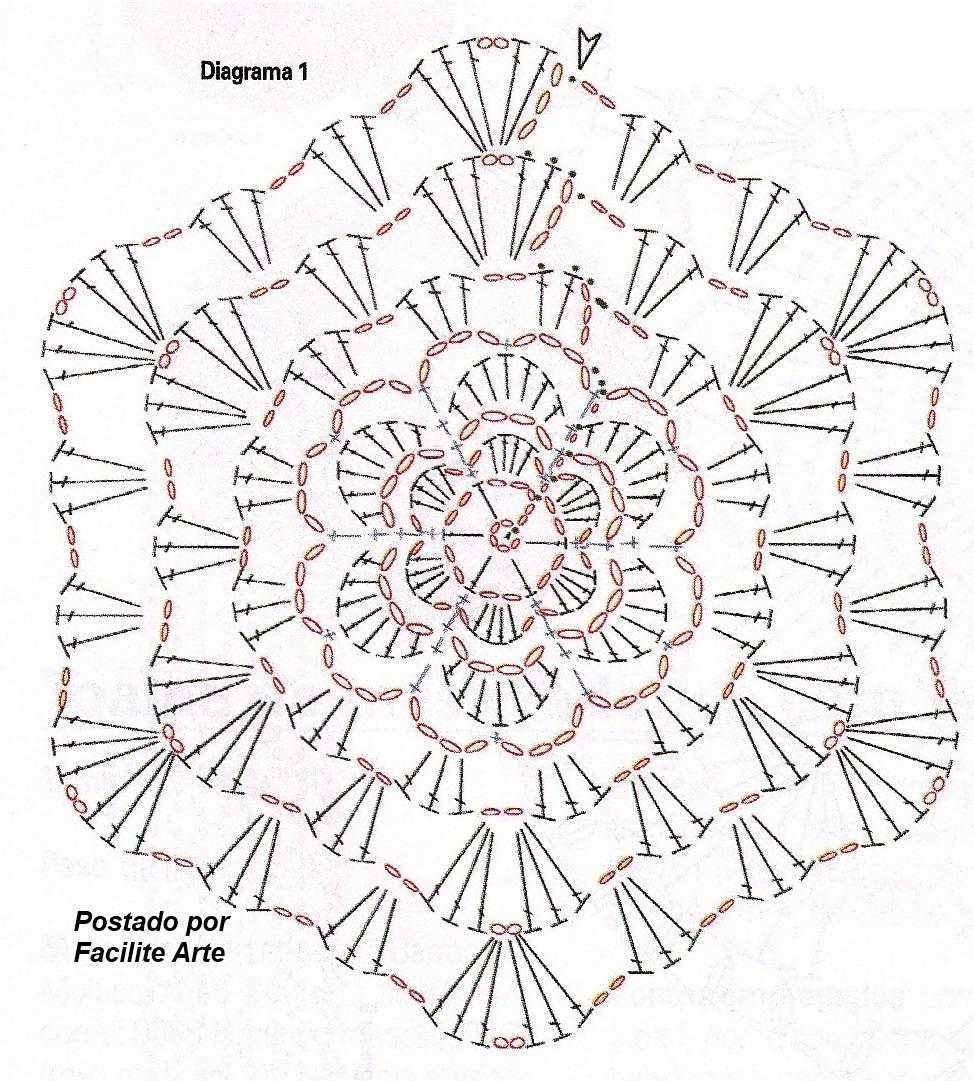 Facilite Sua Arte: Tapete 4
