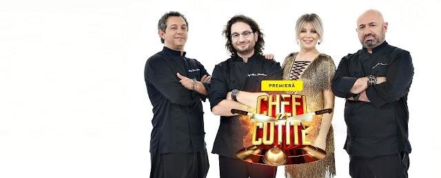 Chefi la cutite sezonul 9 episodul 34 online 23 Noiembrie 2020