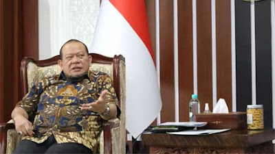 Ketika Akses Jalan Susah, Ketua DPD RI Minta Bidan Jemput Bola Datangi Ibu Melahirkan