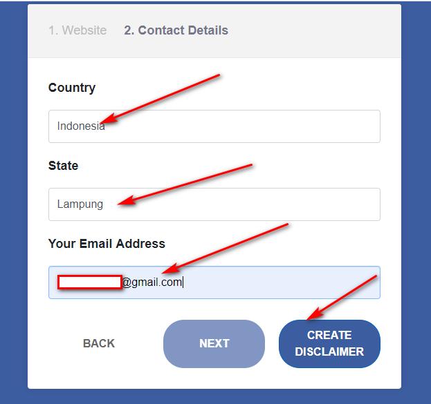 Isi Email Dan Negara