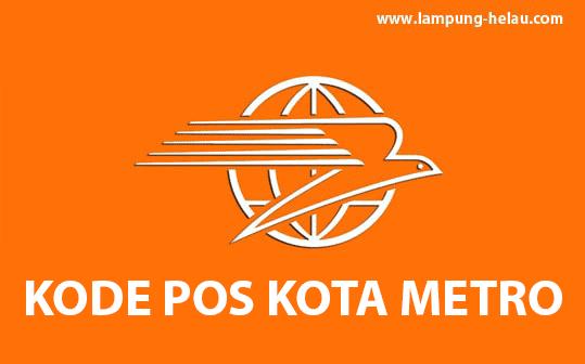Kode Pos Kota Metro Lampung