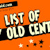 List of PTV Old Centers
