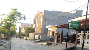 Jalan Dahlia Di Rabat Beton, Warga: Terima Kasih Pak Bupati