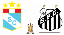 Jogo Sporting Cristal X Santos FC
