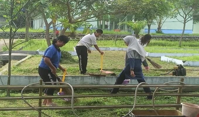Tingkatkan Pelayanan dan Penataan Lingkungan, Kepala UPTD Dinsos Kabupaten Tangerang Rehabilitasi PMKS
