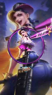 Fanny Punk Princess Heroes Assassin of Skins Season 3 V2