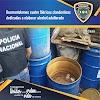 Desmantelamos cuatro fábricas clandestinas dedicadas a elaborar alcohol adulterado
