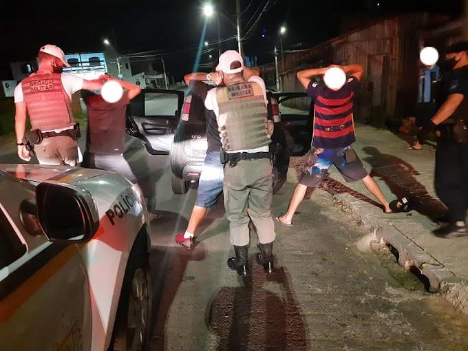 CACHOEIRINHA | Operação integrada  para combater o barulho, roubos e embriaguez ao volante