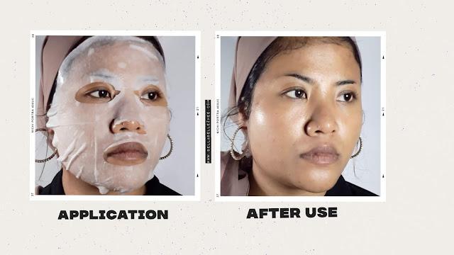 Sheet mask murah