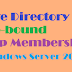 Active Directory Time-bound Group Membership in Windows Server 2016