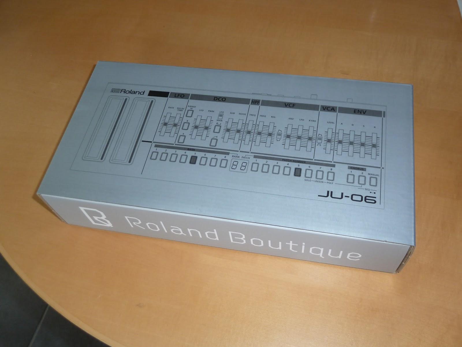 YoshiMusix: Roland Boutique JU-06