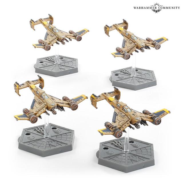 Avenger Aeronautica Imperialis