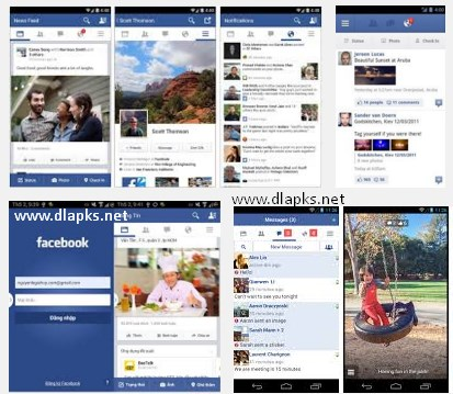 Facebook apk for android download