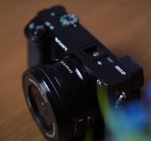 camera sony alpha 6100