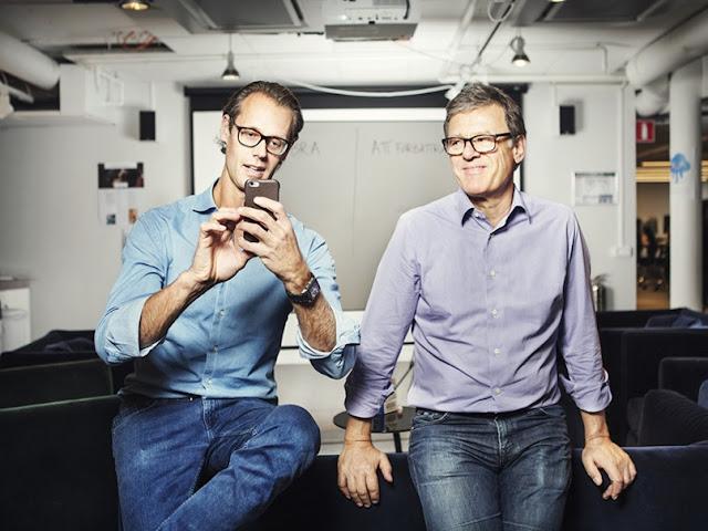 5 Pengusaha Swedia Paling Sukses