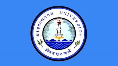 Dibrugarh-University-Logo