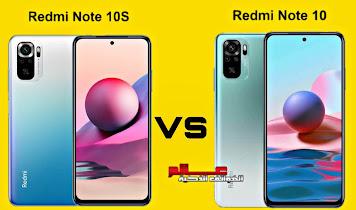 مقارنة بين Redmi Note 10 و Redmi Note 10S مقارنة بين شاومي ريدمي نوت 10 و ريدمي نوت 10 اس