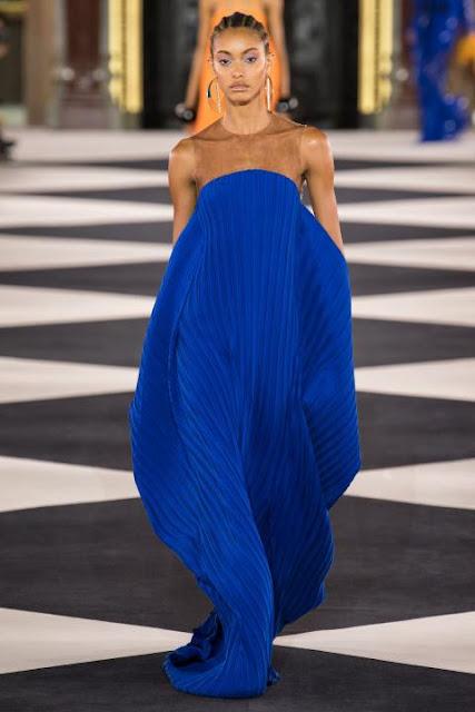Модное платье весна-лето 2020 38