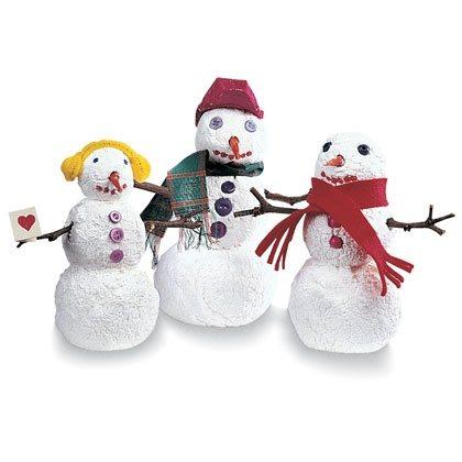 Soapy Snowmen