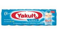Logo Come diventare tester Yakult Light Nuova Formula : 150 prodotti