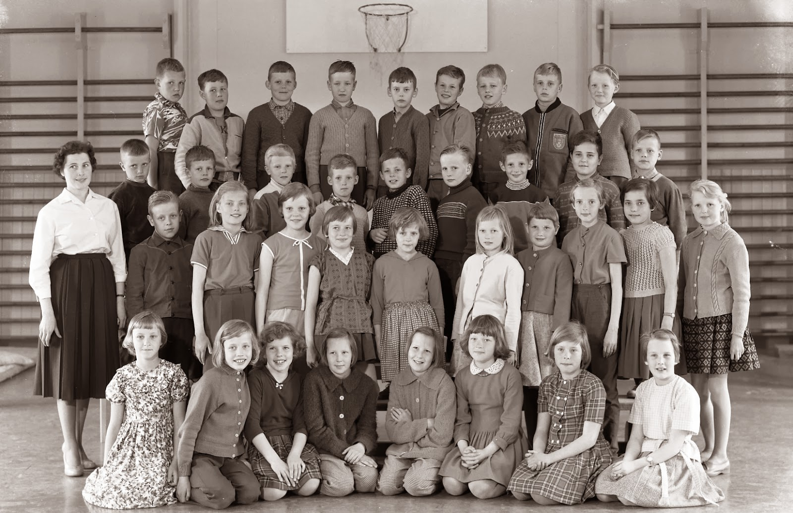 Vanhat Koulukuvat