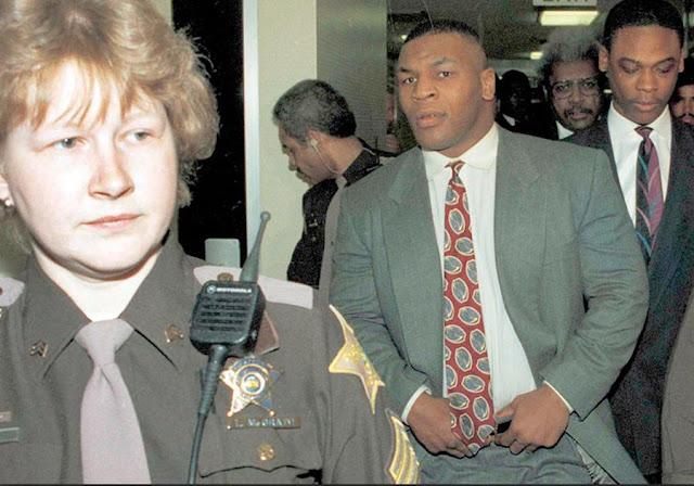 Mike Tyson Pernah Berhubungan Seeks dengan Petugas Sel demi Kurangi Masa Tahanan