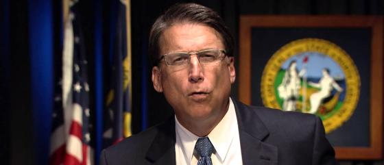 Pat McCrory - NC Governor