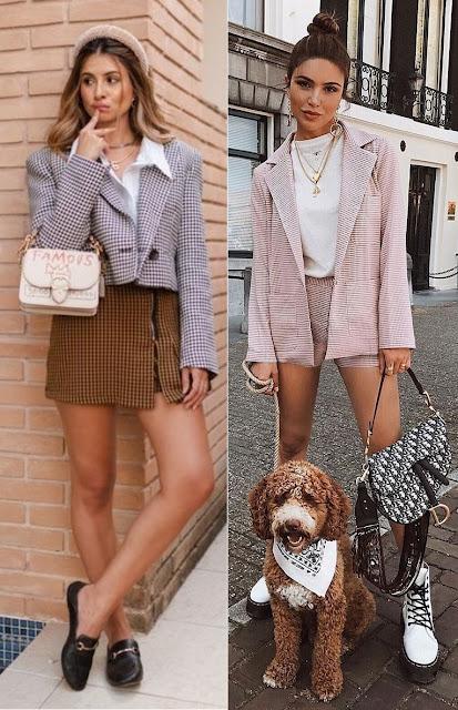 Guia de moda Como usar blazer parte 2, Viih Rocha, Negin Mirsalehi