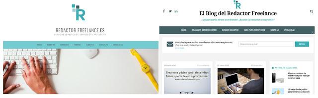 pagina web redactorfreelancees y redactorfreelancecom