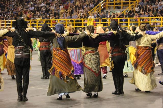Που θα πραγματοποιηθεί το επόμενο Φεστιβάλ Ποντιακών Χορών, το 2017!