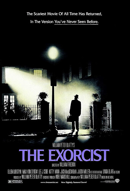 The Exorcist 1973 movie poster