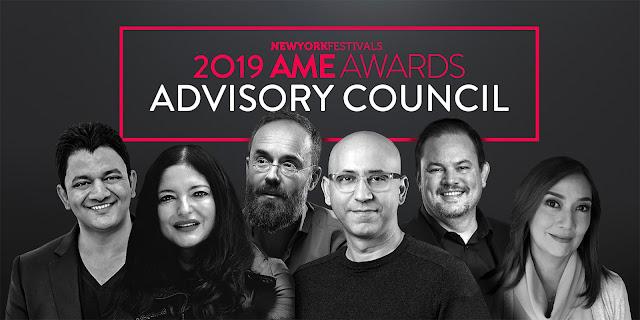 New York Festivals AME Awards Announces Inaugural Advisory Council