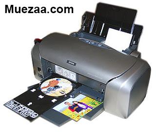 cara hemat tinta printer epson r230