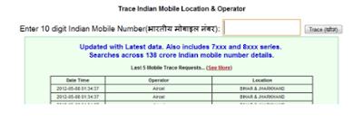 kis bhi mobile numbaer ki sahi location online kaise pata karen