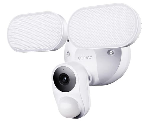 Conico 3M Ultra-Clear Security Floodlight Camera