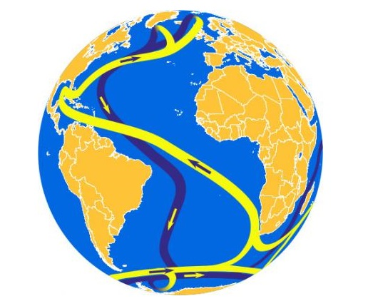 North Atlantic Current may cease temporarily in the next century