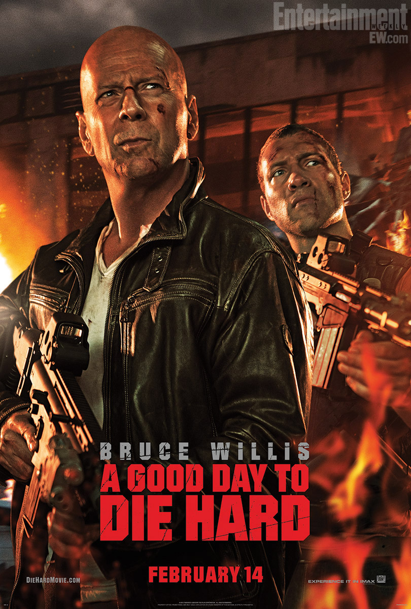 The Cinema File 120 A Good Day To Die Hard Review