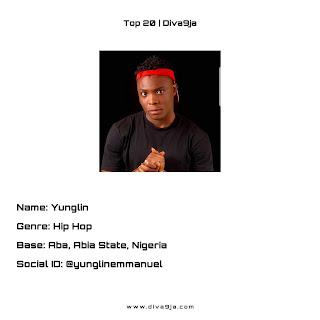 Yunglin | Top 20 On Diva9ja