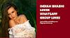 INDIAN BHABHI LOVER WHATSAPP GROUP LINKS