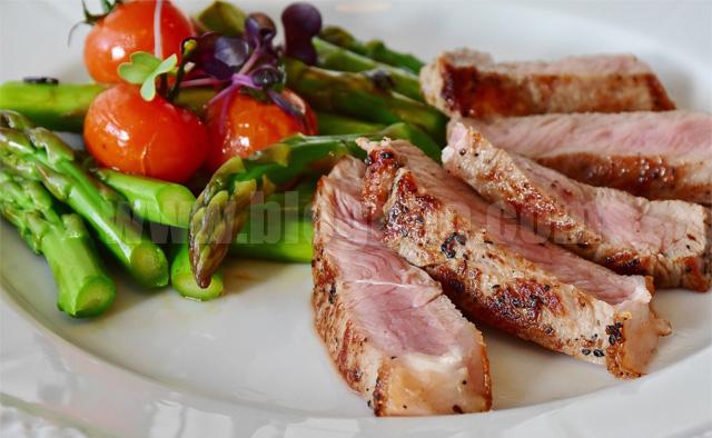 Makanan rendah karbohidrat untuk diet