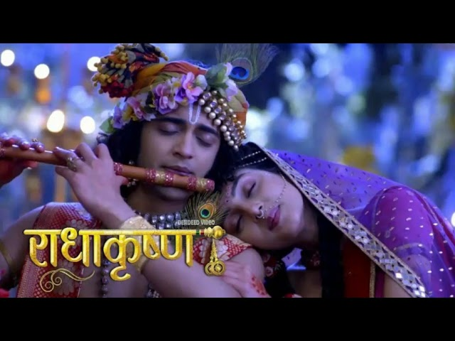 Radha Krishna serial title song lyrics in Hindi