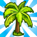 viral tropicalmansion palm tree 75x75 - CityVille: Materiais da Mansão Tropical
