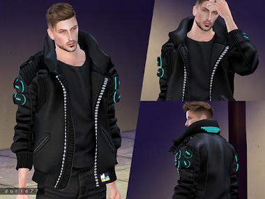 Cyberpunk Jacket M/F
